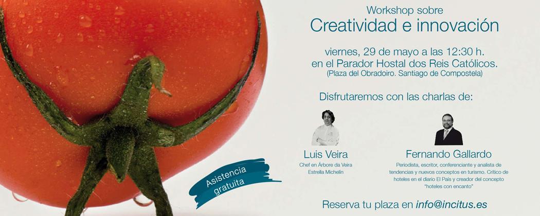 Luis Veira y Fernando Gallardo hablarán de innovación hostelera en Galicia
