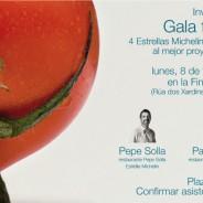 4 Estrellas Michelín entregarán el Premio Incitus al mejor proyecto hostelero del año