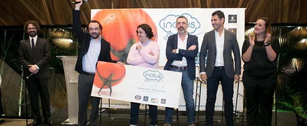 Koh Lanta, un innovador concepto de comida asiática, se hace con el 1º Premio Incitus