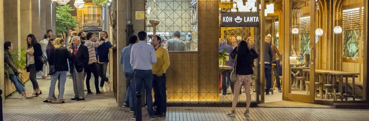 Hoy abre las puertas el restaurante Koh Lanta, el primer Premio Incitus