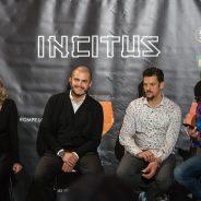 Gran asistencia en el taller de Incitus con Eva Ballarin y los chefs de Spoonik, Jon Giraldo y Jaime Lieberman