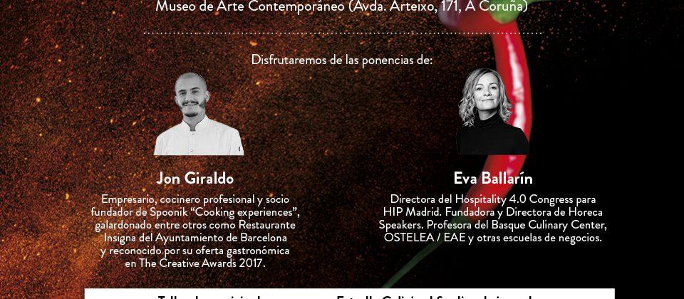Eva Ballarin y Jon Giraldo protagonizarán el 26 de noviembre un nuevo evento Incitus